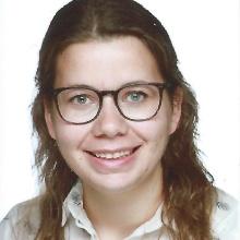 This image shows Franziska Göttsche