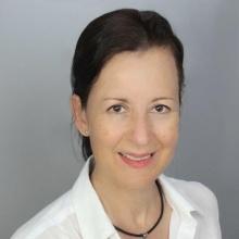 This image shows Iris Petersen
