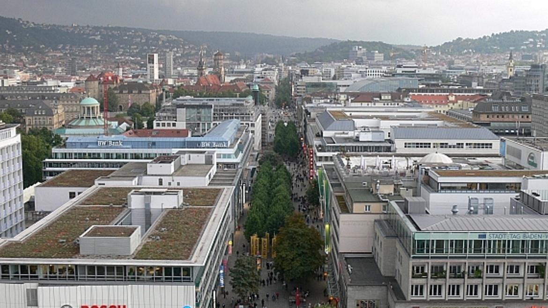 Stadt- und Regionalforschung: Stuttgart