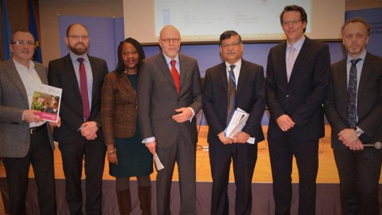 Präsentation des WeltRisikoIndex 2016